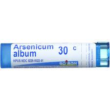 arsenicum Album ch